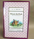 Winnie The Pooh, The Color Edition Book