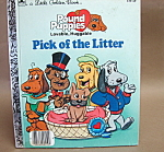 Little Golden Book Pound Puppies