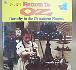 A Golden Book Return To Oz