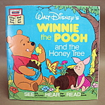 Little Golden Book Winnie The Pooh And The Honey Tree