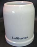 Lufthansa Beer Mug