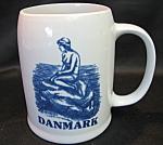 Denmark Mermaid Beer Mug