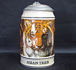 Endangered Species Asian Tiger