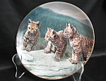 Charles Frace  - three Of A Kind Plate No. 3781b