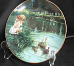 David Zolan Morning Discovery Collector Plate