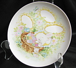 Avon Sweet Dreams Collector Plate