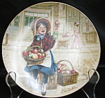 Royal Wickford Apple A Day Collector Plate