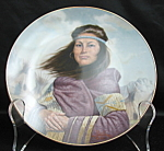 Perillo Sacagawea Collector Plate