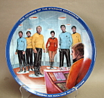 Ernst Scotty Star Trek Collector Plate