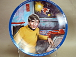 Ernst Star Trek Chekov Collector Plate
