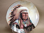 Perillo Strength Of The Sioux Collector Plate
