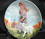 John Mcclelland Mother Goose Series Collector Plate