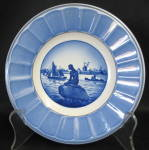 Royal Copenhagen Mermaid Plate