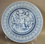 Gerz Stoneware Collector Plate