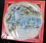 Christmas 1978 Collector Plate