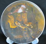 Knowles Norman Rockwell Collector Plate