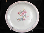 Crooksville Azalea Serving Or Cake Plate