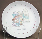 Precious Moments Easter Collector Plate