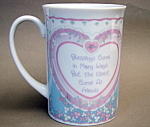 Precious Moments Coffee Cup
