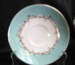 Homer Laughlin Gold Crown Saucer