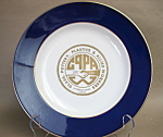 Homer Laughlin Union Plate