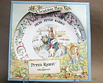 Wedgwood Peter Rabbit Collector Plate