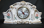 Vintage Sessions Movement Porcelain Clock