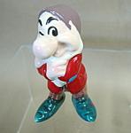 Disney Snow White Grumpy Dwarf Figurine