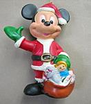 Kurt Adler Mickey Mouse Ornament