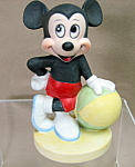 Disney Mickey Mouse Figurine