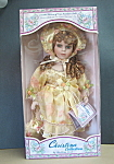 Christina Collection Doll  - by Christina Verde