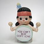Little Indian Figurine