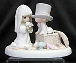 Precious Moments Heaven Your Togetherness Figurine