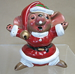 Josef Originals Santa Mouse Figurine