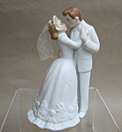 Lefton Bride And Groom Figurine