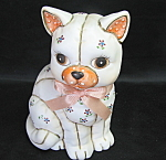 Lefton Cat Figurine