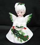 Lefton Christmas Angel Figurine