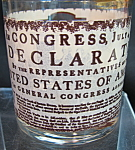 Liberty Bell Glass
