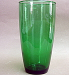 Anchor Hocking Forest Green Glass