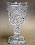 Imperial Cape Cod Stemmed Wine Glass