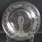 Clover Leaf Luncheon Plate