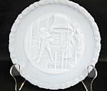 Fenton Bicentennial Plate