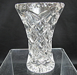 Crystal Miniature Vase