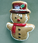 Enesco Gingerbread Boy Ornament