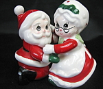 Santa And Mrs Claus Huggers