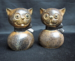 Salt And Pepper Cat Shakers