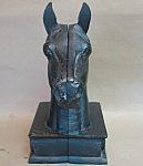 Stallion Horse Book Ends