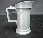 Sheffield Pewter Measure Mug