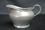 Pricillia Pewter Creamer