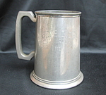 Sheffield Manor Pewter Mug